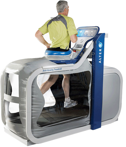 AlterG Atrium physical Therapy Las cruces