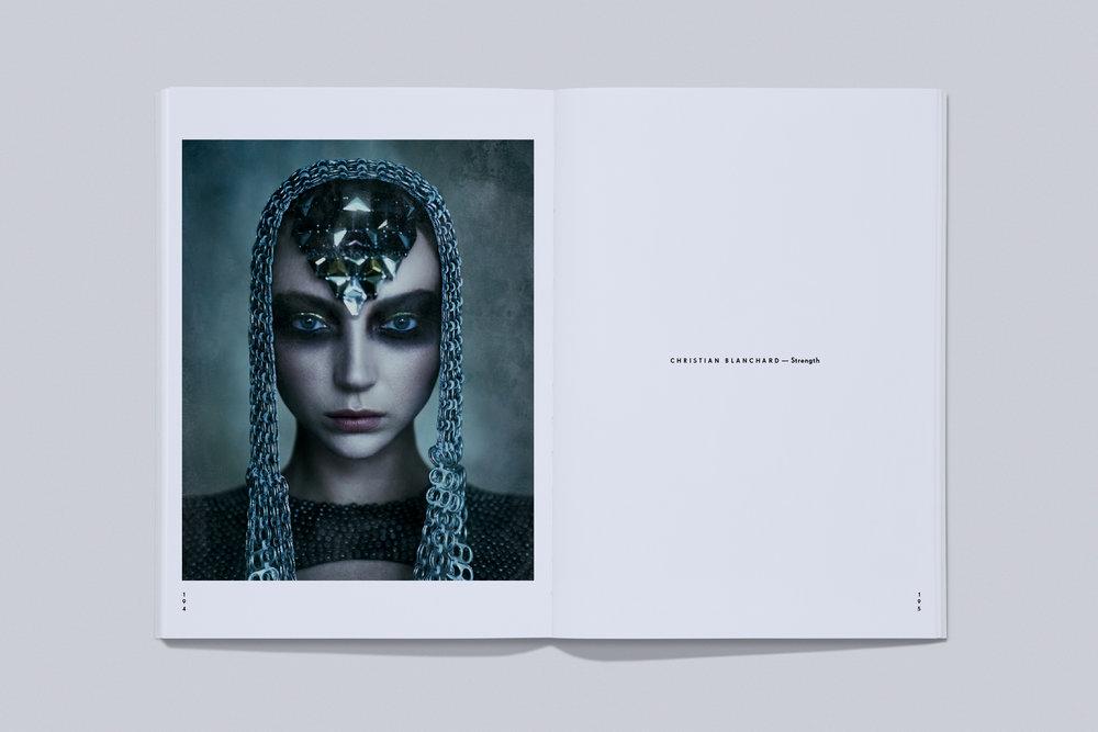 PASSION –PHOTOGRAPHY  Printed #400 Hybrid – Sheet work CMYK + Satin Aqueous Varnish on Silk-HD Matt 150 gsm.