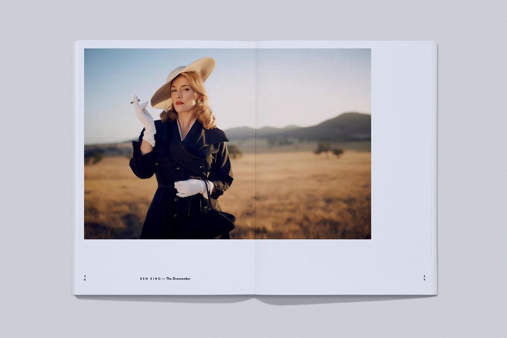 PEOPLE –PHOTOGRAPHY  Printed #400 Hybrid – Sheet work CMYK + Gloss Aqueous Varnish on Silk-HD Gloss 150 gsm.