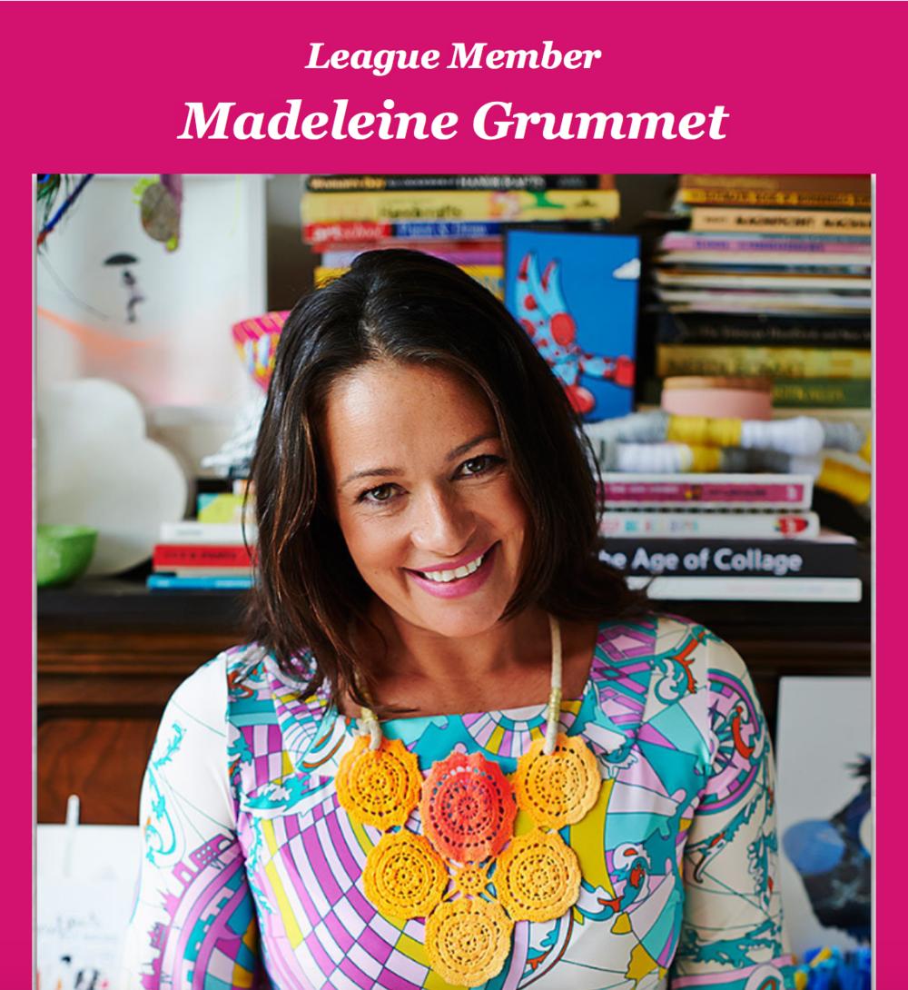 INTERVIEW WITH MADELEINE GRUMMET CO-FOUNDER GIRLEDWORLD, FOUNDER DO RE ME CREATIVE,AND MASTER OF ENTREPRENEURSHIP, UNIVERSITY OF MELBOURNE