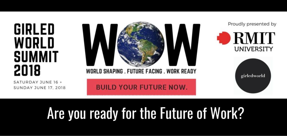 girledworld Summit 2018