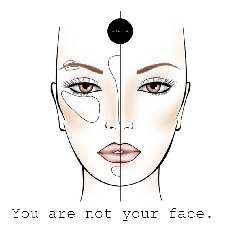 girledworld You Are Not Your Face.png