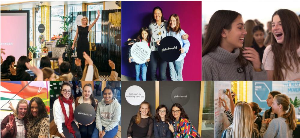 girledworld WOW Summit 2019 University of Sydney