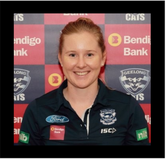MONICA KELLY  Geelong Football Club