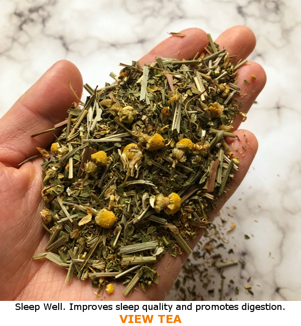 Sleep Well Herbal Blend