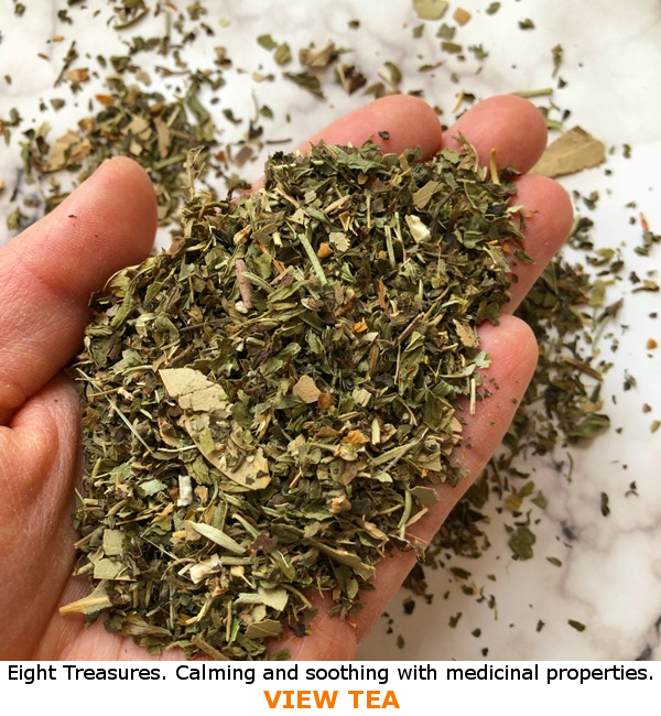 Eight Treasures Herbal Blend