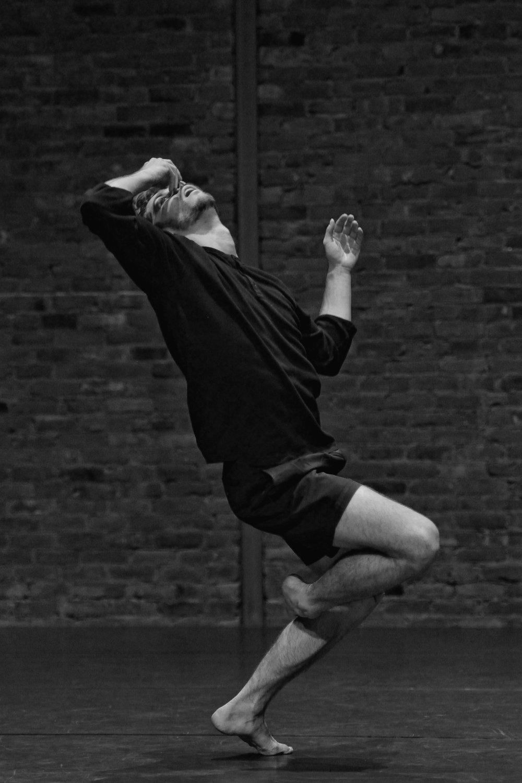 - in Shannon Gillen's 'Long White Line'Springboard Danse Montrealimage by Michael Slobodian
