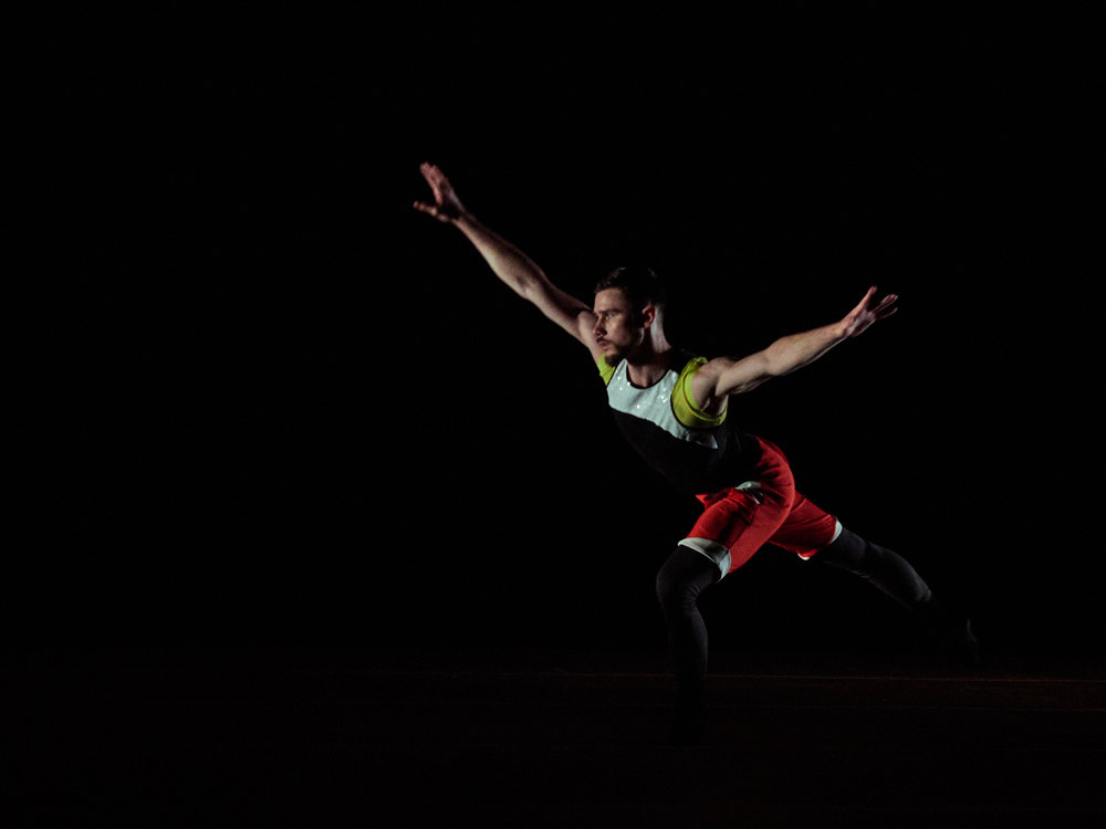 in Emery Lecrone's 'Innermost'  The Joyce Theater, New York  image by TTL Track
