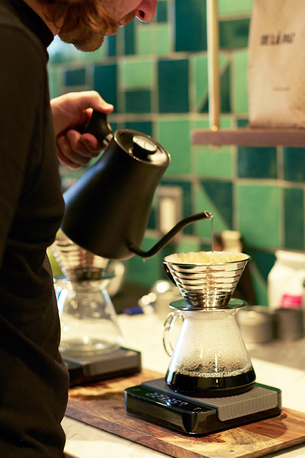 Pour over at Blackwood.