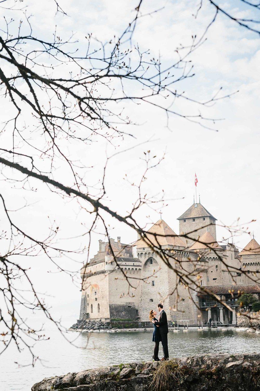 Chateau de Chillon photo shoot 03