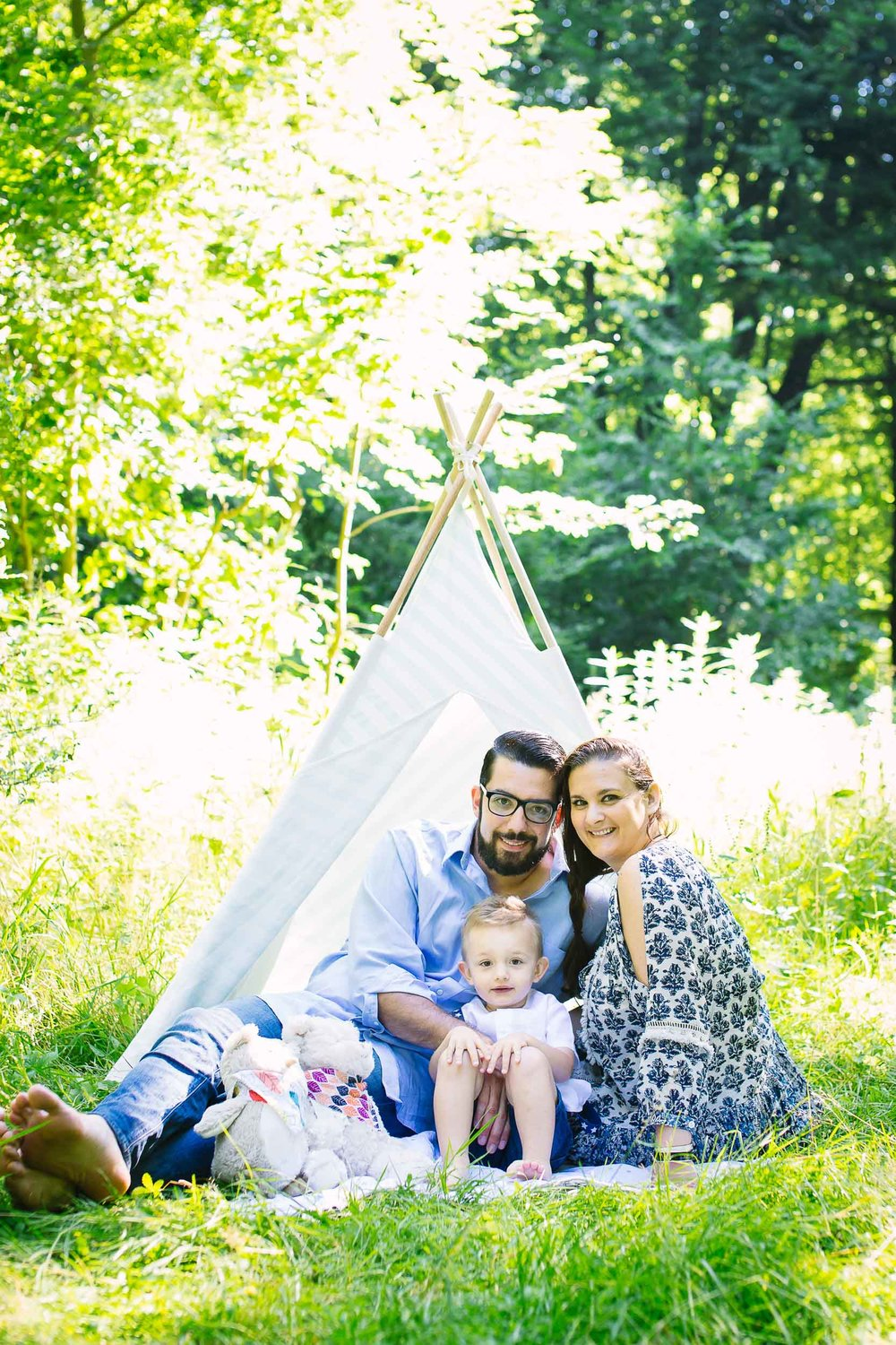 Teepee Family photo 05