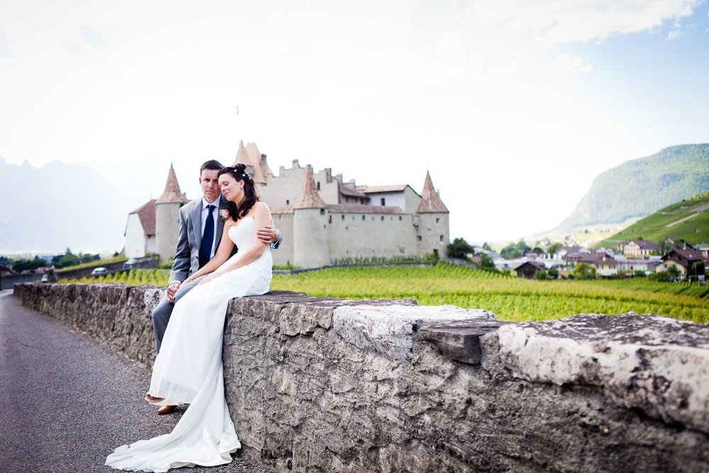 Castle wedding Switzerland 08