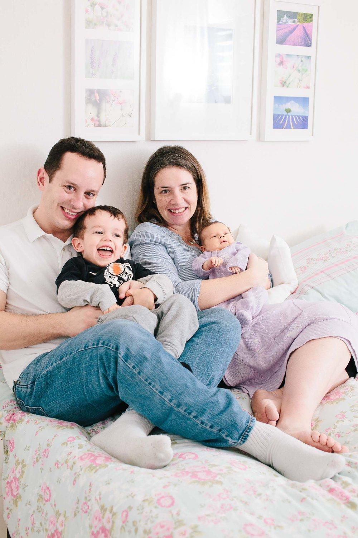 Baby girl newborn portraits 07