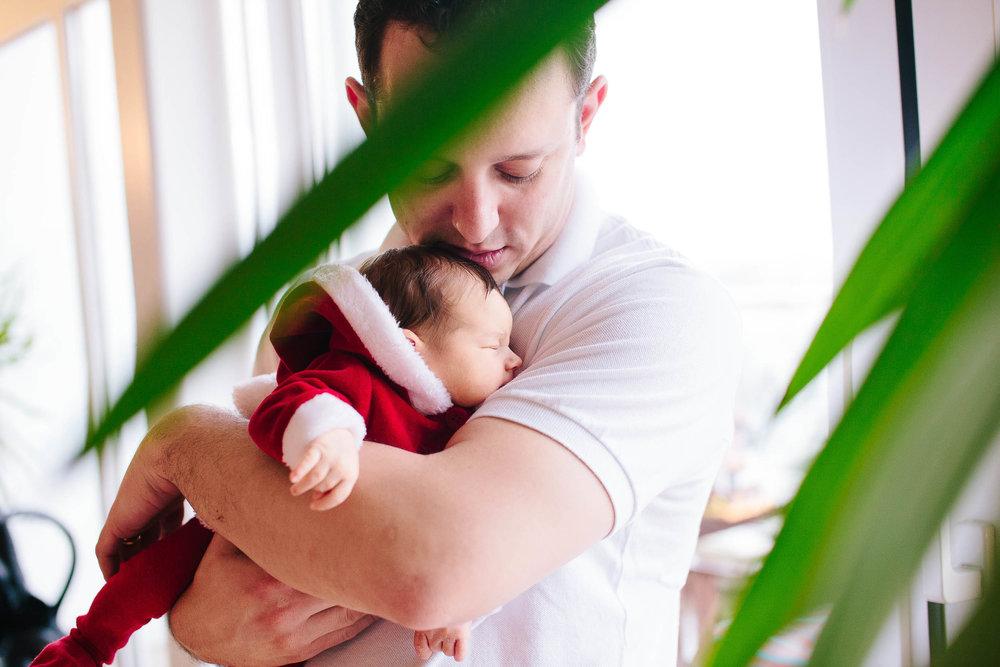 Baby girl newborn portraits 09