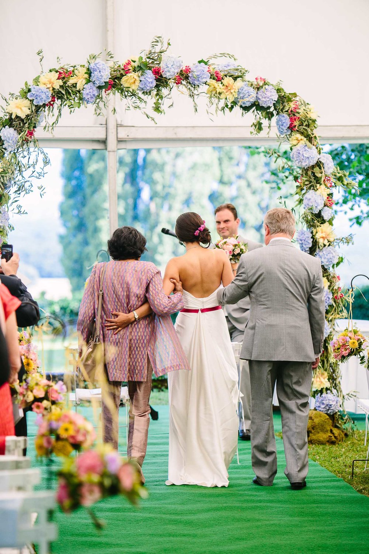 Summer wedding Geneva 08