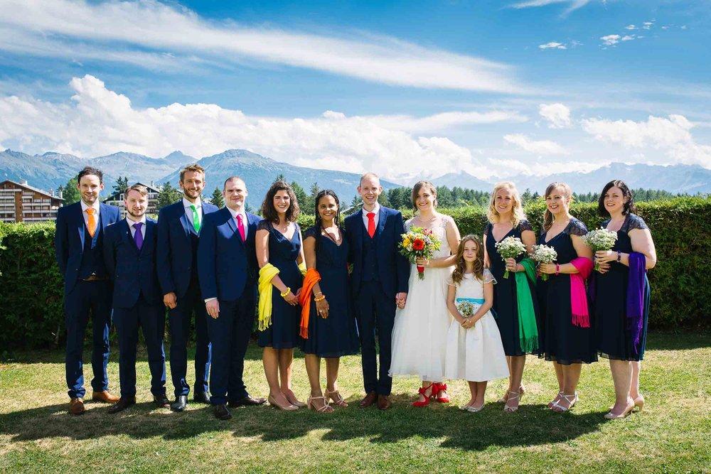 Crans-Montana Wedding 09