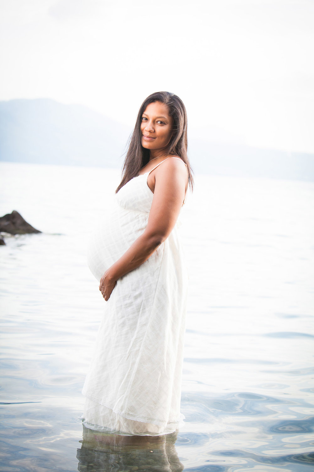 Maternity shoot in summer 10