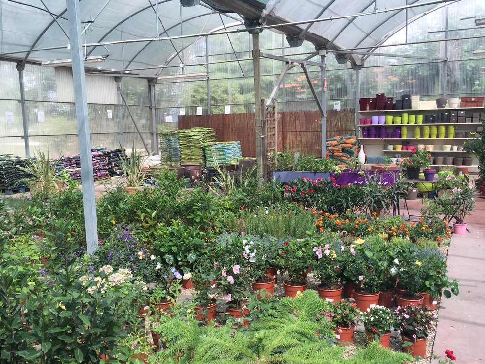 Horario verano centro de jardineria Atades
