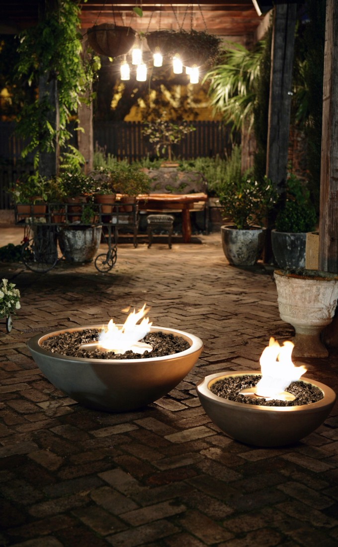 Ethanol Fires -