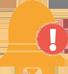 eChalk Notify School Alert Icon
