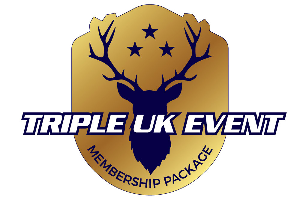 Join all three UK events for the greatest savings & benefits