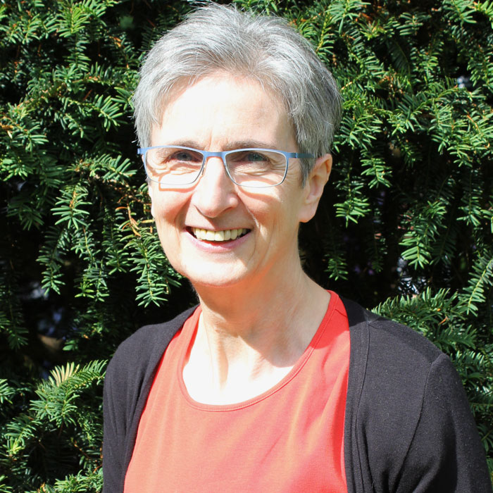 PAM   Children and Safeguarding  Pam is a retired optometrist having worked for two independent family groups for 40 years. Married to John at St Mark's in 1983, they have two grown-up daughters. Pam enjoys gardening, photography and family time.