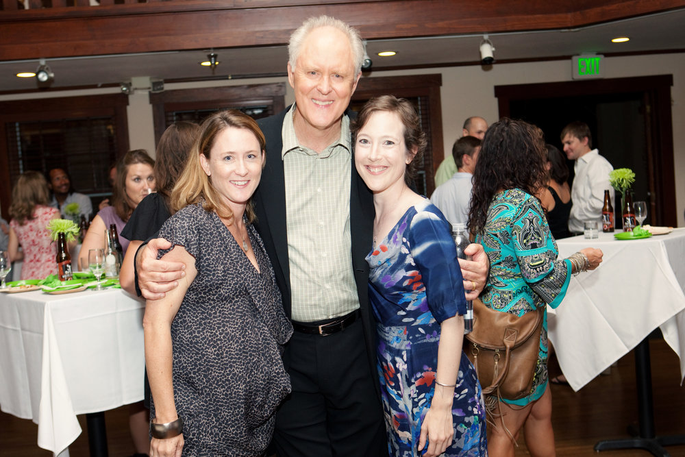 John Lithgow with LOCAL co founders Pesha Rudnick and Megan Mathews.jpg