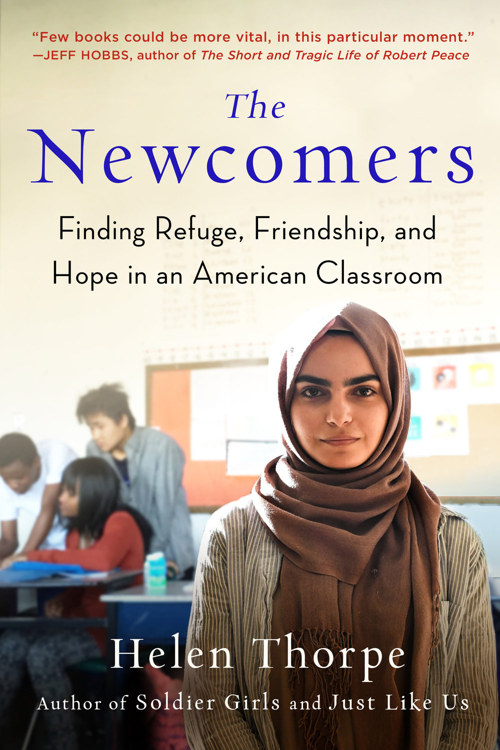 The Newcomers by Helen Thorpe.jpg