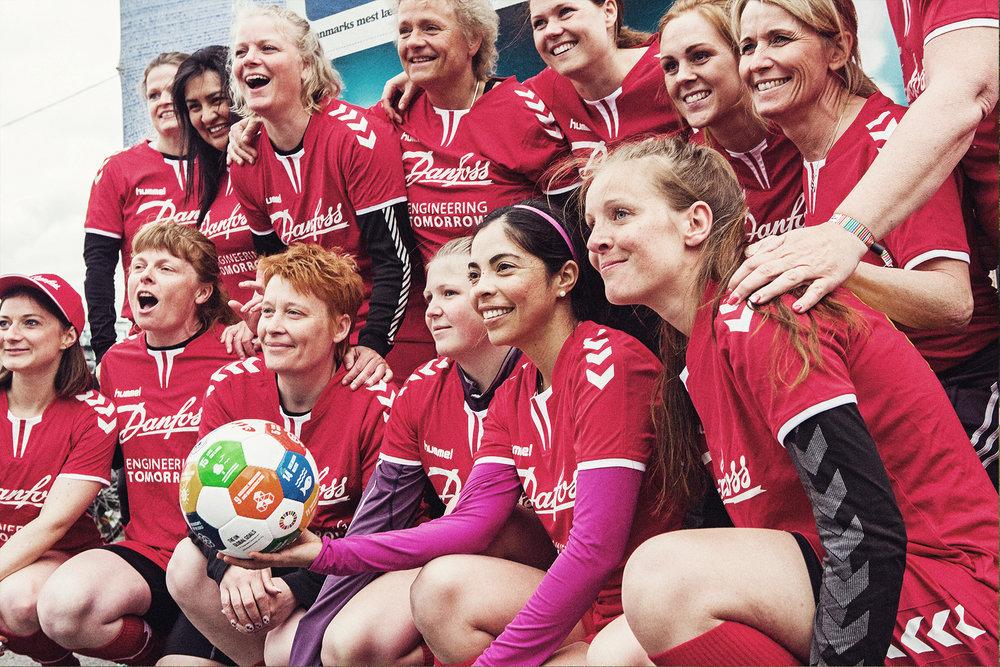 Team Danfoss – goal 7 –