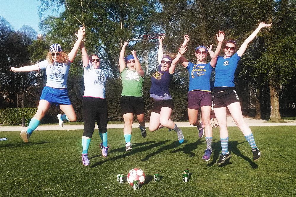 Team Cosmic Kick – goal 18 –