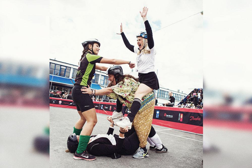 Team Bikespiceyourlife – goal 13 –