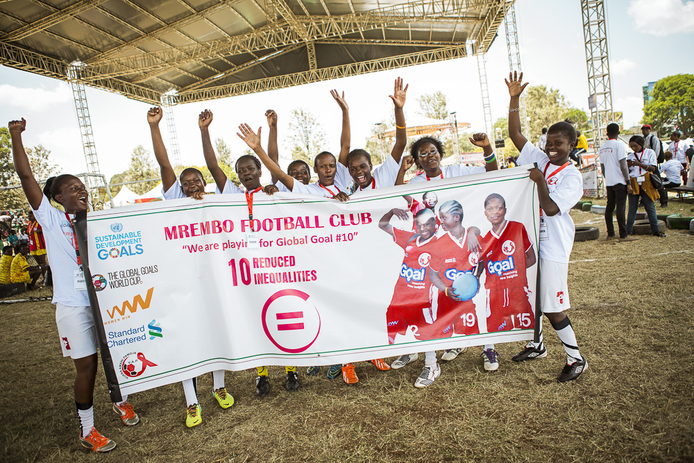 Mrembo FC - goal 5 -