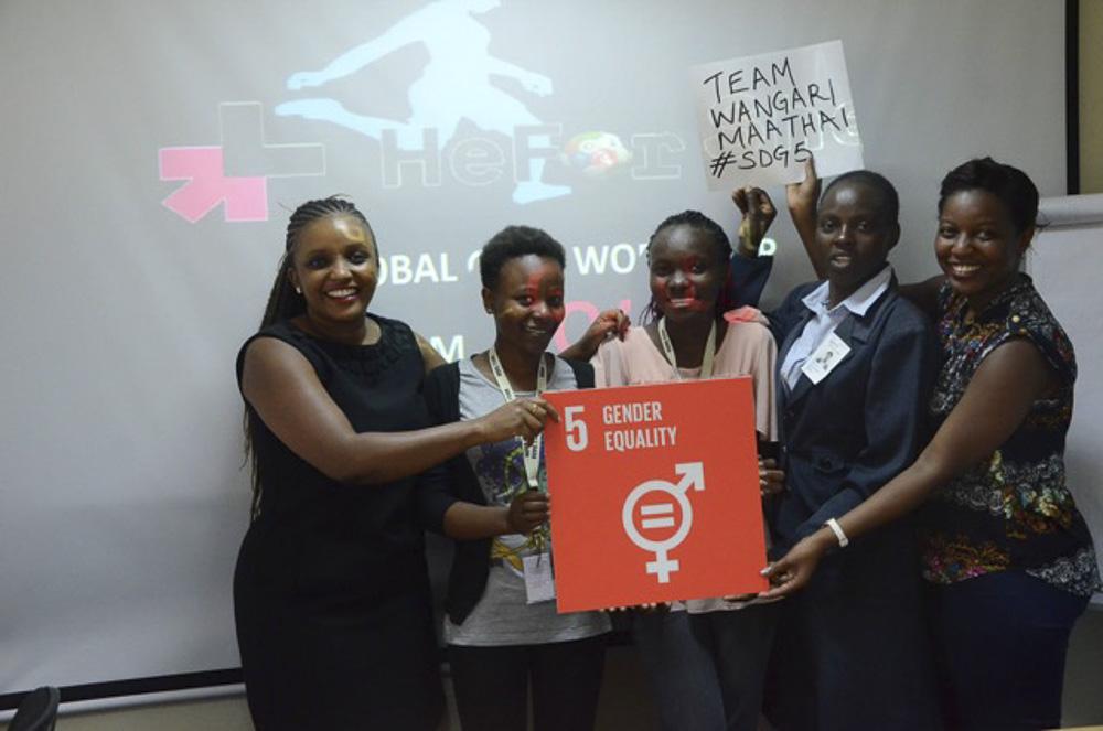 UN Women - goal 5-