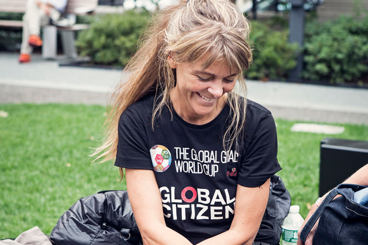 DONNA LEVIN Soccermom Extraordinaire Donna is a true global citizen. a Czech raised in Denmark living in New York! docter by profession and soccer enthusiast by heart. She will step up and take charge of everything from the scoreboard to the housing situation