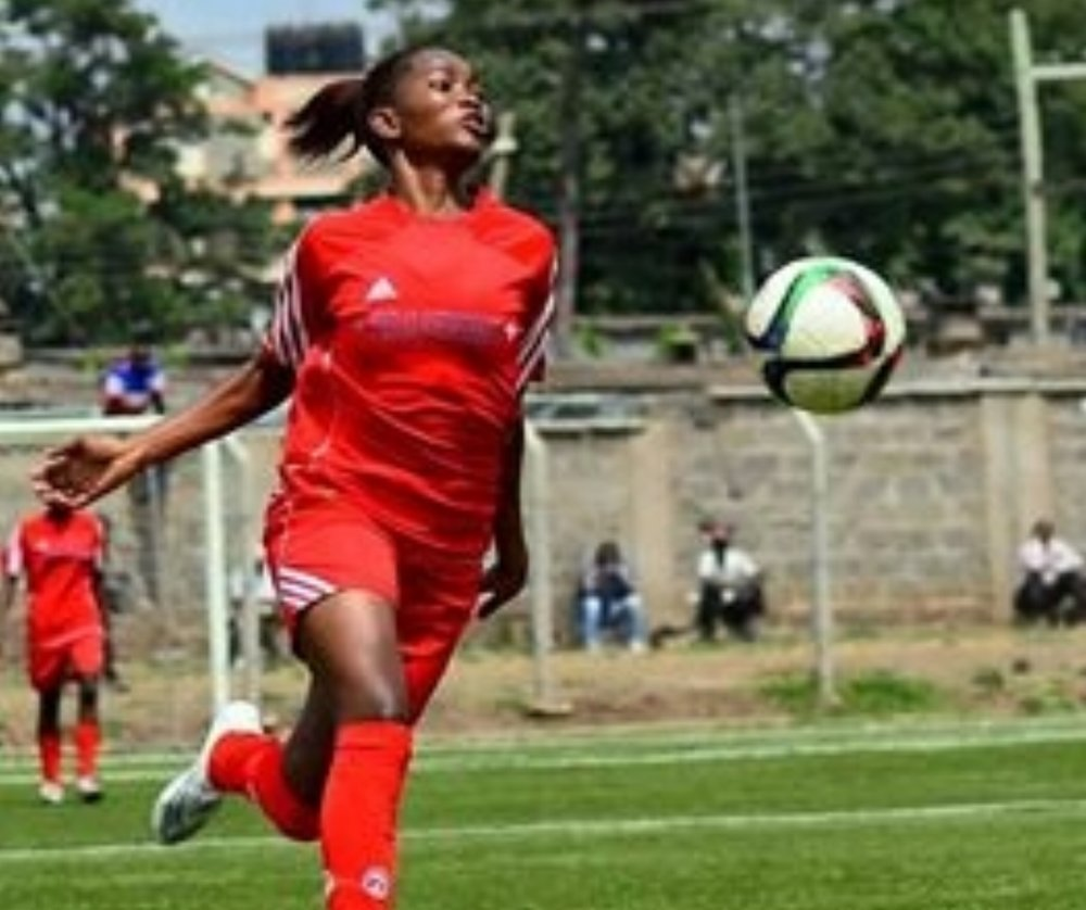 Esse Mbeyu Akida  Age: 25 Position: Midfielder I feel proud because our society now accepts girls to play football, go to school and persue their careers. This was not the case during my mother's time, she was required to be a home maker.I am playing for Goal 5: Achieve gender equality and empower all women and girls!