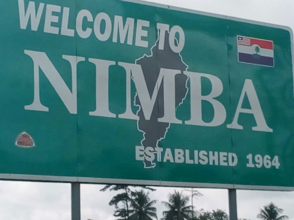 Ever heard of Nimba in Liberia?...No? Well the ladies of Team Sauce plan to put it on the map!