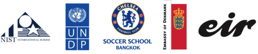 Hosted at NIST International School in partnership with the UN Development Programme Thailand, Eir Soccer, The Embassy of Denmark in Bangkok and Chelsea FC International Development Bangkok