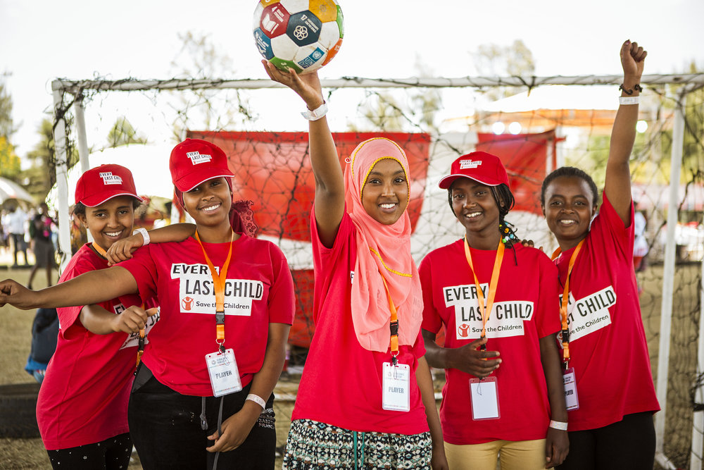 WELCOME TO GLOBAL GOALS WORLD CUP South Africa - JOHANNESBURG SATURDAY OCTOBER 13TH 2018