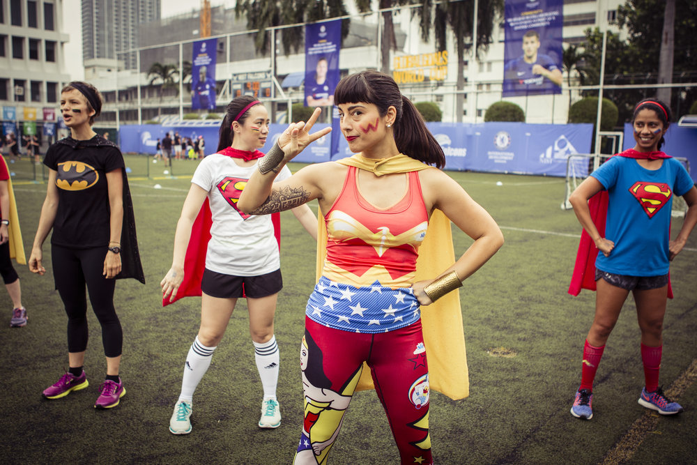 WE CALL ON ALL YOU WONDERWOMEN - APPLY TO BE A GGWCUP AMBASSADOR COACH!