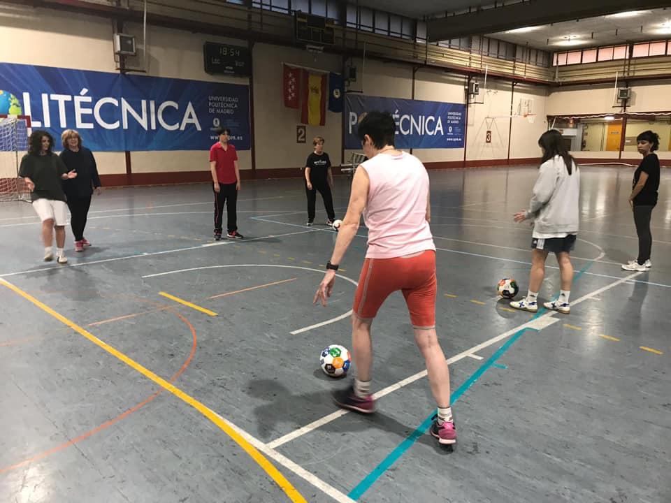 1st training