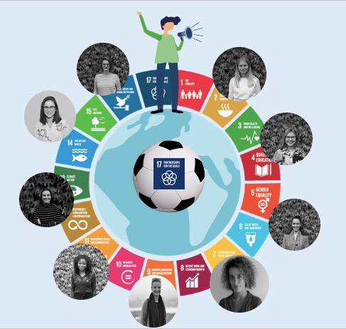 SUSTAINABILITY INFLUENCERS - Global Goal 17 - Partnership For The Goals