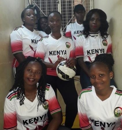 KARIBU KENYA STARS - Global Goal 1 - No Poverty