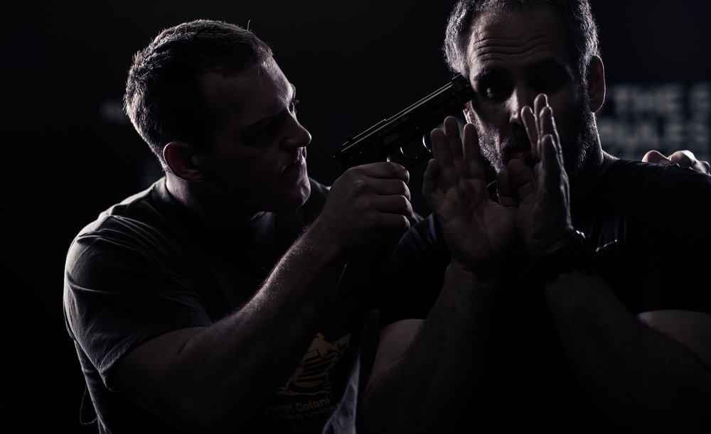HAND TO HAND COMBAT FULL - 14 DAYS: Defending against Grabs, Punches, chokes, ground attacks, gun & rifle attacks, knife attacks and more...R9 000/pYou will receive a Certificate upon completion.