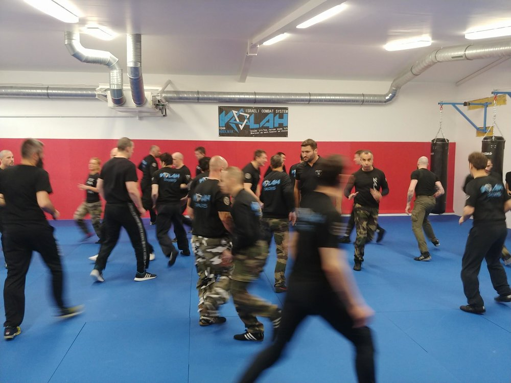 KALAH CLASSES - We have classes for level 1 & 2 students on Mondays, Tuesdays from 18:00-19:00 and 19:00-20:00, Thursdays 18:30-19:30 You will learn all hand to hand programs as you go through training stages. R750/mYou will receive a Certificate upon completion of levels.