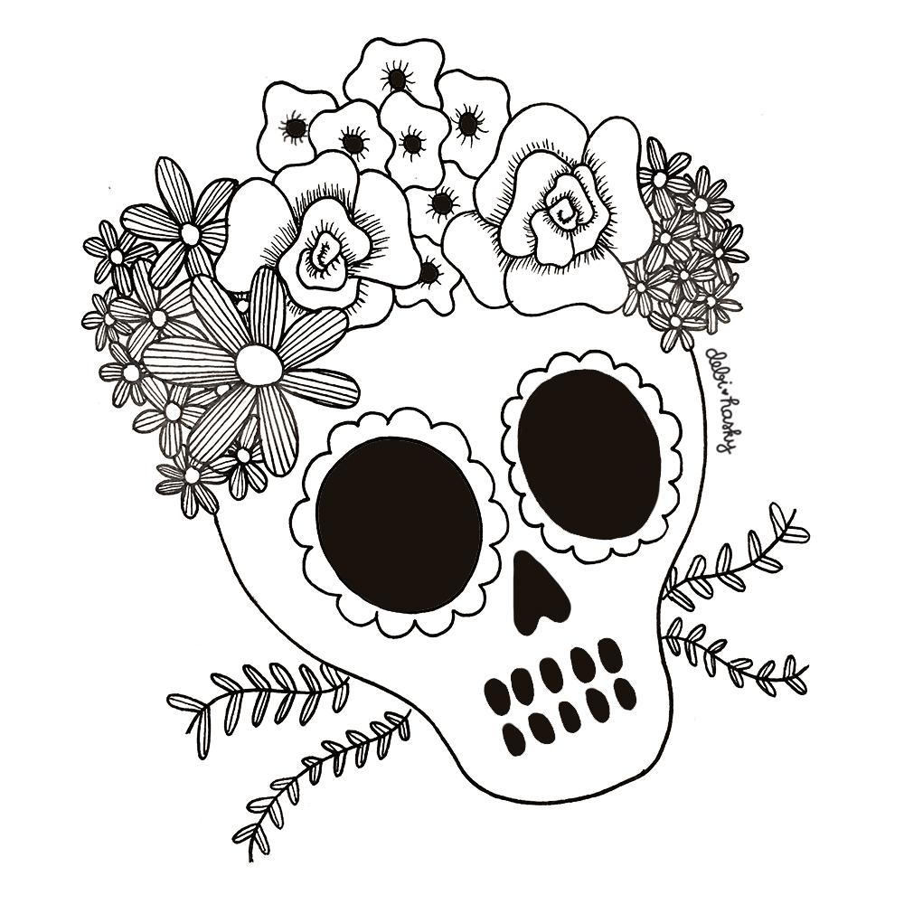 Day 8: Skull