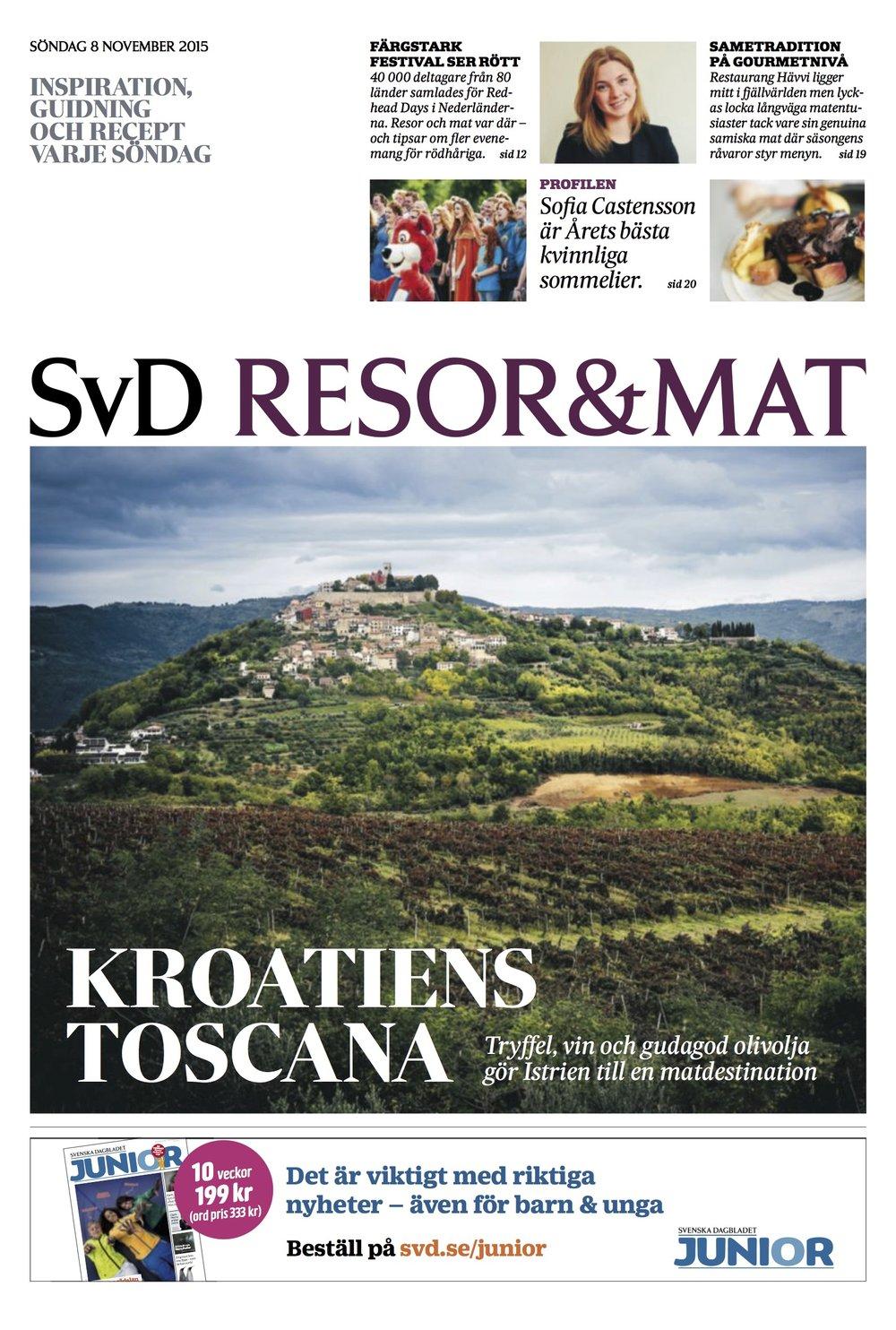 Istrien – Svenska Dagbladet