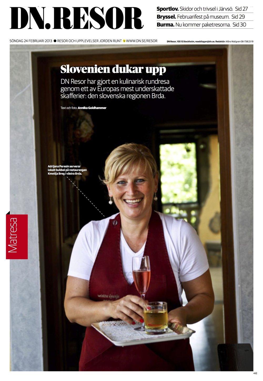 Slovenien – Dagens Nyheter