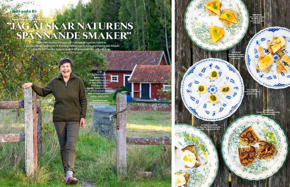 Högtorp gård – Lantliv Mat & Vin
