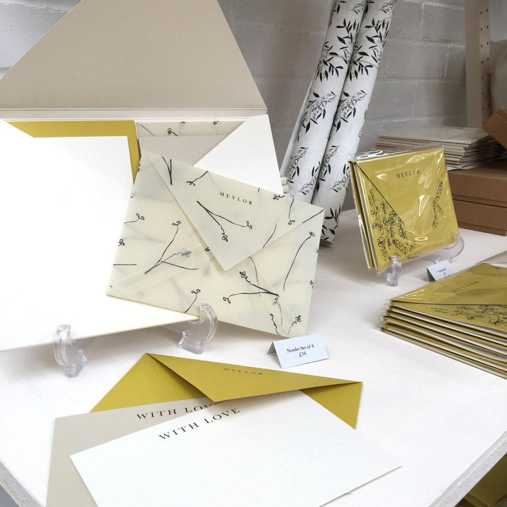 Vellum Envelope Set