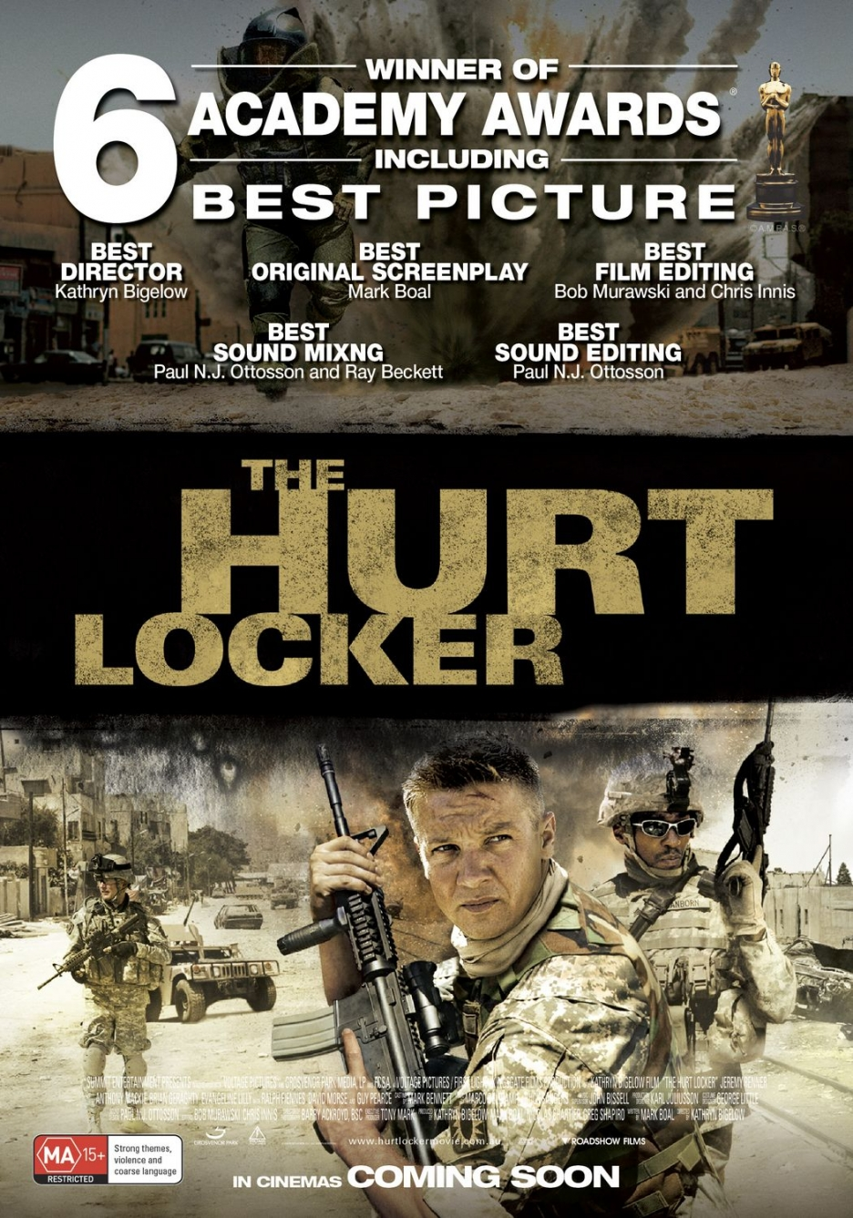 The hurt locker 4